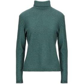 《セール開催中》MAJESTIC FILATURES レディース T シャツ グリーン 1 コットン 70% / カシミヤ 30%