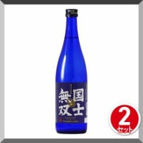 【720mL×2本販売】高砂酒造 純米吟醸酒 国士無双/720mL