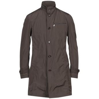 《セール開催中》GIMO'S メンズ ライトコート ダークブラウン 50 ポリエステル 100% / ポリウレタン