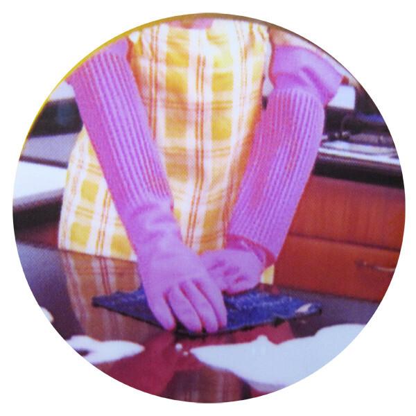 一品川流家庭用天然乳膠手套-加長型18-l-12雙入