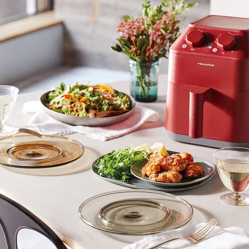 Air Oven 氣炸鍋 經典紅