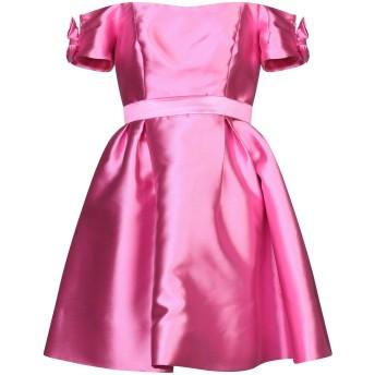 《セール開催中》ALLURE レディース ミニワンピース&ドレス ピンク 10 ポリエステル 100%