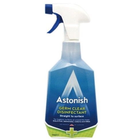 Astonish 英國潔 4合1強效殺菌消毒清潔劑 750ml