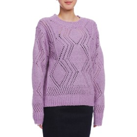 【69%OFF】holden sweater 長袖ニット ライラック s