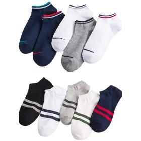 EFOFEI メンズフットカバー メンズソックス ショートソックス 靴下 くるぶし スポーツ 純綿 抗菌防臭 吸汗速乾 10足セット B+C