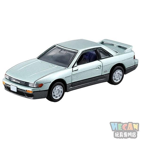 TOMICA多美小汽車黑盒PREMIUM No.8 日產Silvia 11419