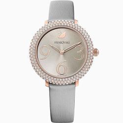 SWAROVSKI CRYSTAL FROST 璀璨時光時尚女錶(5484067)