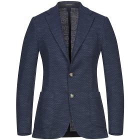 《セール開催中》ROYAL ROW メンズ テーラードジャケット ダークブルー 46 ポリエステル 60% / コットン 40%