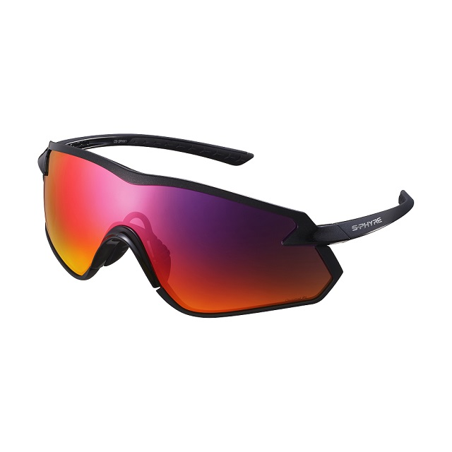 【SHIMANO】S-PHYRE X OP 紅色鍍膜偏光 太陽眼鏡 金屬黑