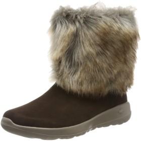 [スケッチャーズ] On The Go Joy 冬用ファーブーツ ブラウン 9.5 M US サイズ: 8.5 カラー: ブラウン