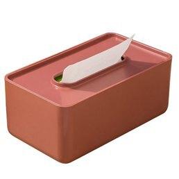 面紙盒 紙巾盒面紙盒抽紙餐巾紙茶幾桌面北歐收納盒【萬事屋】  聖誕節禮物