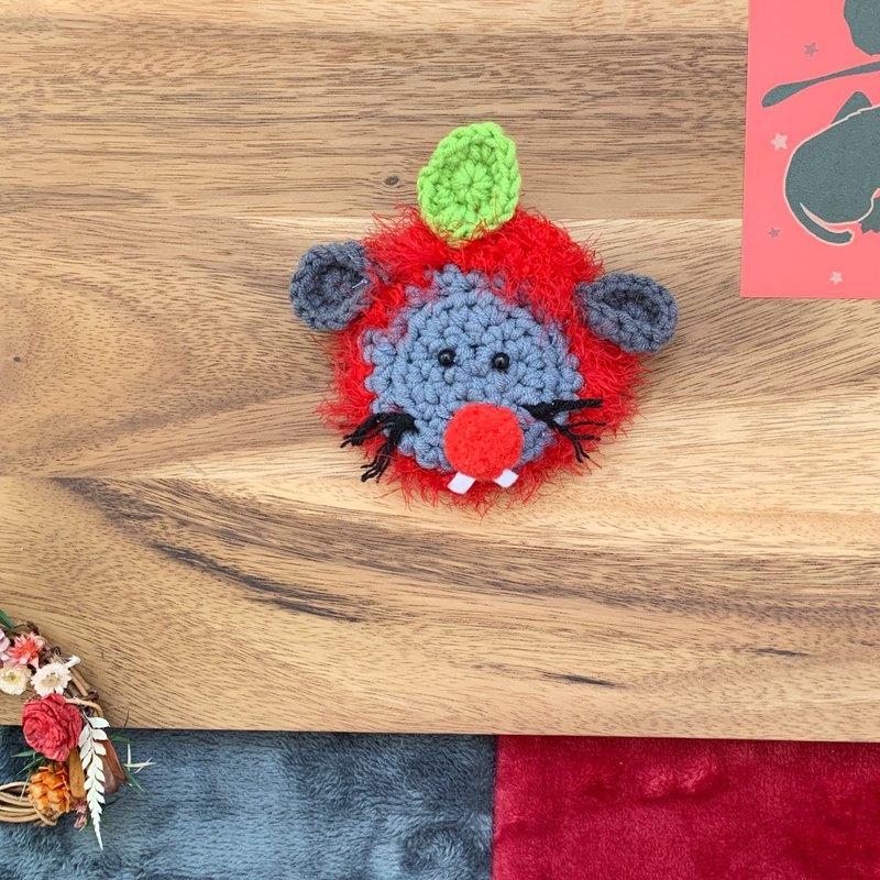 新春新年限定.過年必備.毛孩平安鼠紅包袋.平安符袋.