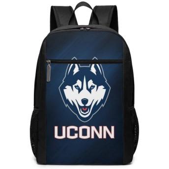 ハスキー、コネチカット デイバッグ 肩掛けバッグ 双肩鞄 高校生 通学 キャンパス 可愛い おしゃれ 出かけ便利 学校用 大容量