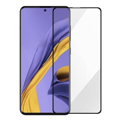 Metal-Slim Samsung Galaxy A51 3D全膠滿版9H鋼化玻璃貼