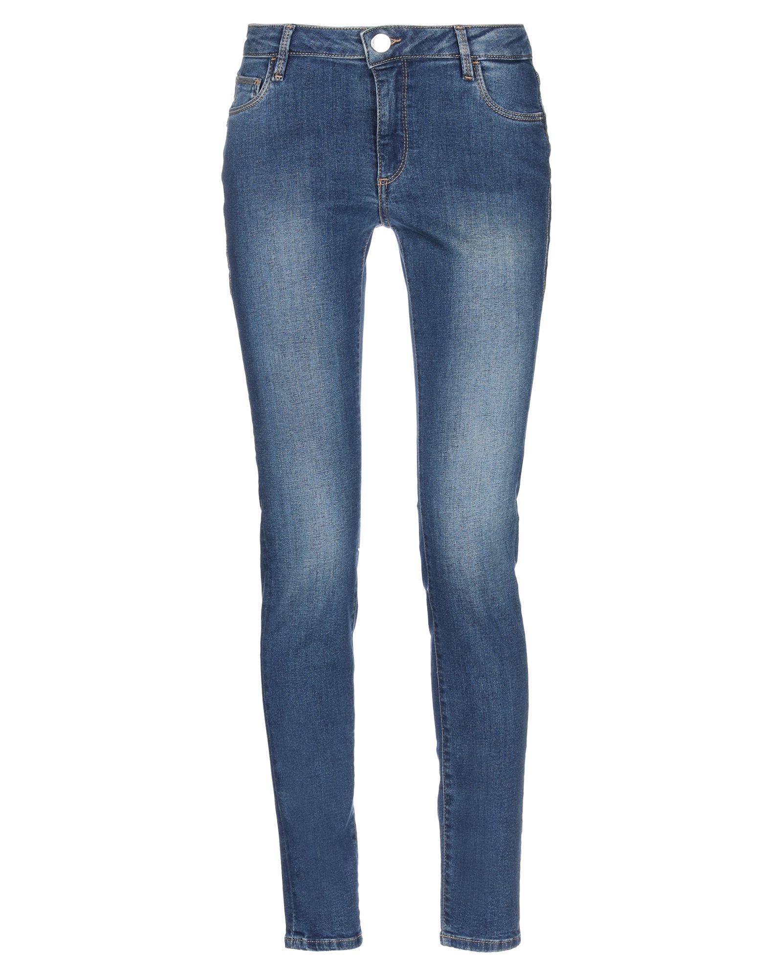 TRUSSARDI JEANS Denim pants - Item 42779069