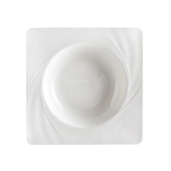 純淨 - 8吋方湯盤