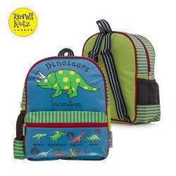 【英國Tyrrell Katz】兒童時尚背包-恐龍寶貝