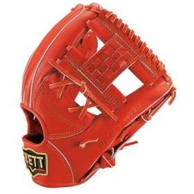 ゼット 一般軟式グラブ プロステイタス 二塁・遊撃手用 右投げ 軟式野球グローブ BRGB30010-5800