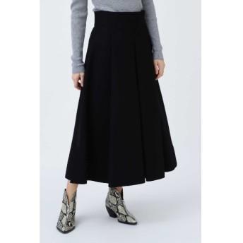50%OFF ADORE (アドーア) ◆バルダライトスカート ブラック(010)