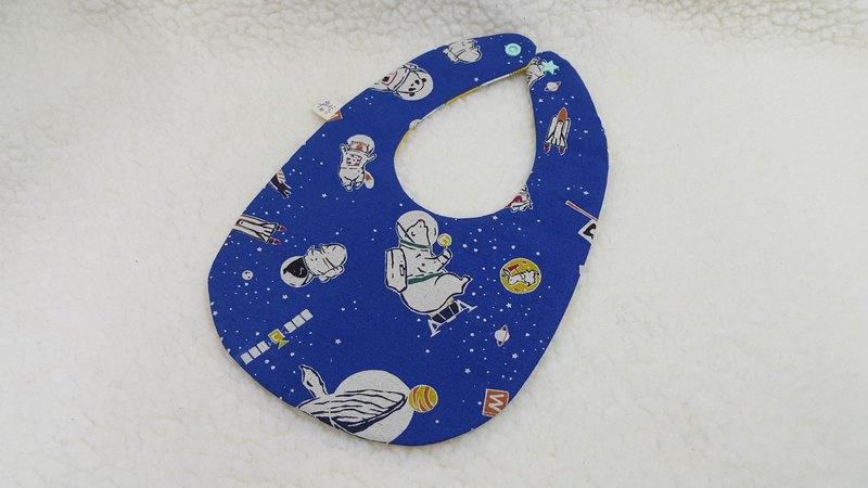 動物星球  飯糰兜/寶寶圍兜/口水巾