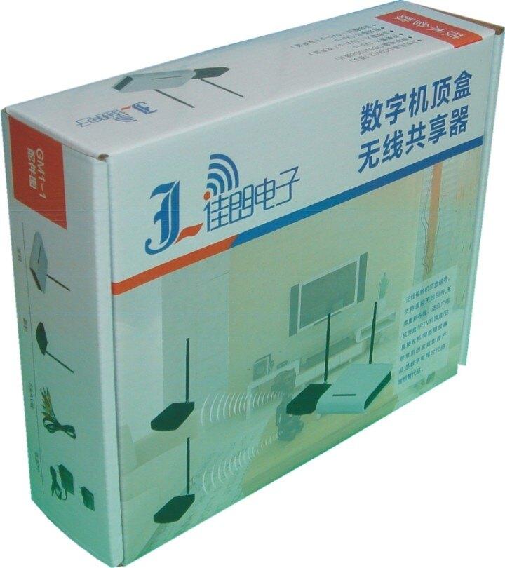 無線路由器 數字頂盒無線共用器廣電有線電信聯通IPTV一拖二分享器