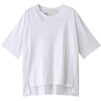 TICCA ティッカ 【予約販売】エンブロイダリーTシャツ ホワイト