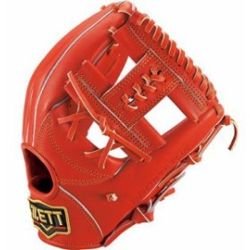 ゼット 一般軟式グラブ プロステイタス 二塁・遊撃手用 右投げ 軟式野球グローブ BRGB30040-5800