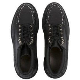 【ABC-MART:シューズ】8133 (E) SUPERSOLE 6' MOC-TOE BLACK CHROME 600143-0001