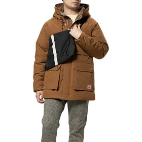 (ソンタク)SONTAKU HINSON EXPEDITION DOWN JACKET with けんたさん 883HD92616 L ベージュ
