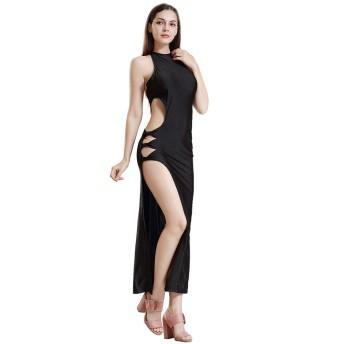 ROYAL SMEELAキャバ ドレス キャバドレス キャバクラ ドレス キャバ 大きいサイズ ロング ロングドレス あすつく キャバ嬢 スリット パーティードレス Ryuyu セクシー
