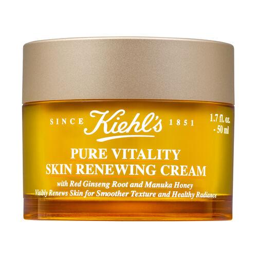 Pure vitality skin renewing cream 50ml 3605972018489 front 2000