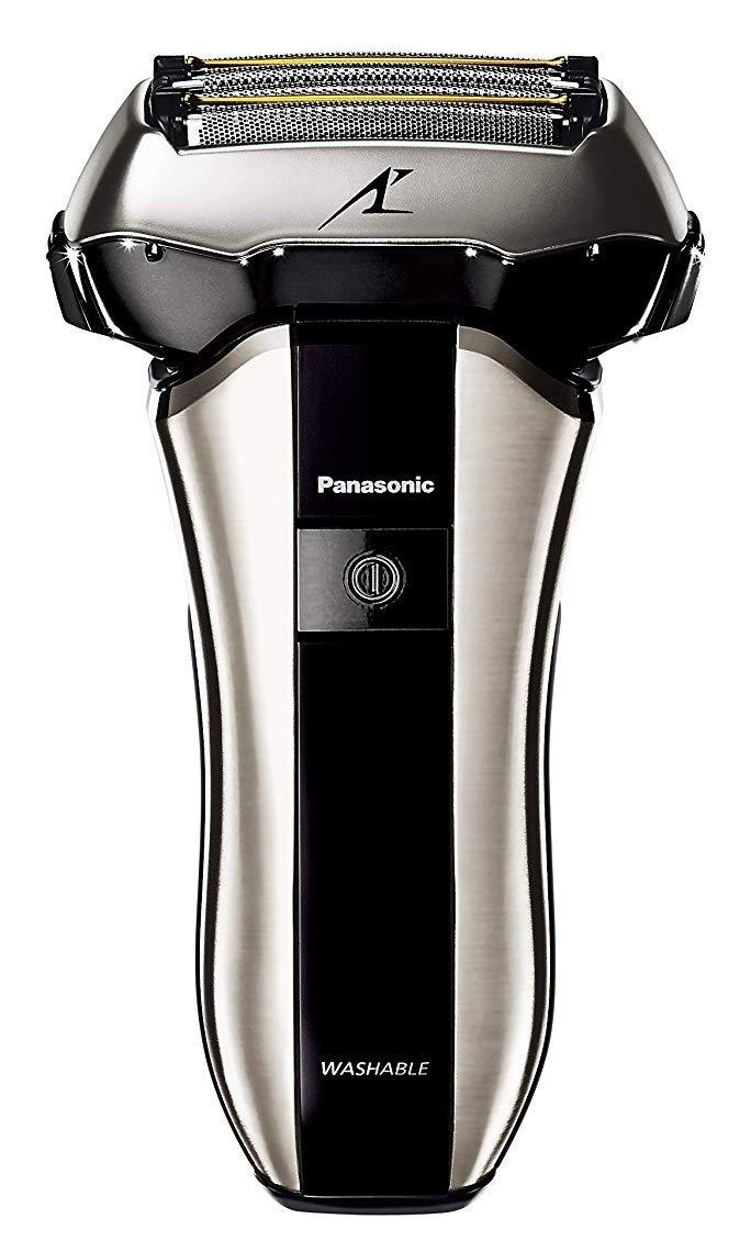 嘉頓國際 國際牌 PANASONIC 日本製【ES-CV70】三段電量顯示 五刀片  國際電壓 電鬍刀 水洗