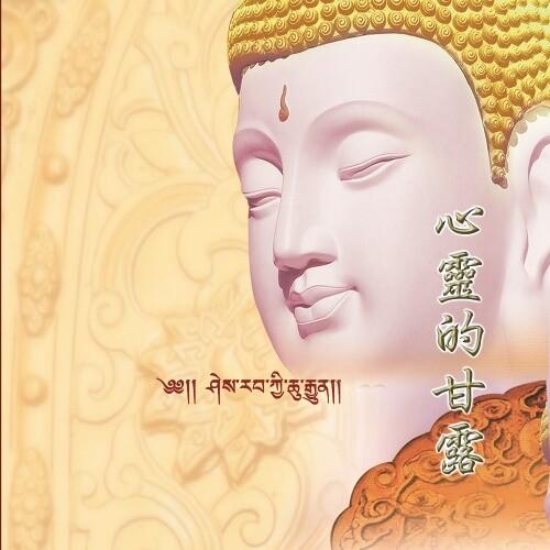 新韻傳音心靈的甘露-般若泉 cd mspcd-1069