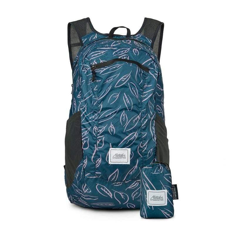 DL16 Backpack 口袋型防水背包-彩繪系列 都會彩繪