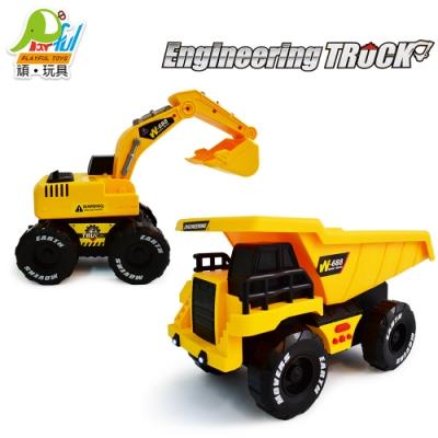 Playful Toys 頑玩具二合一工程車1188-53