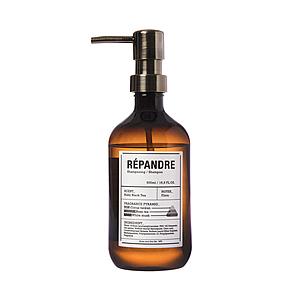 hoi-實驗室香氛洗髮精-500ml伯爵紅茶(附古銅壓頭)(多款可選)