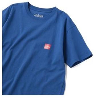 【SHIPS:トップス】Manhattan Portage: SHIPS別注 ロゴ Tシャツ NO.1