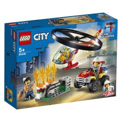 LEGO樂高積木 60248 City 城市系列 Fire Helicopter Response