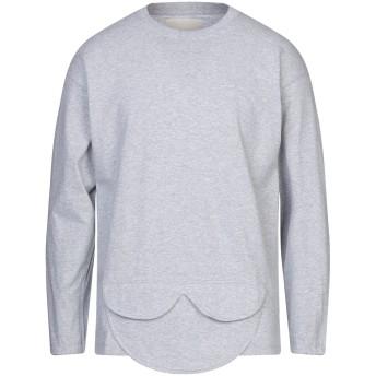 《セール開催中》CORELATE メンズ T シャツ グレー M コットン 100%