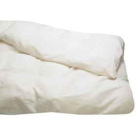 日本製 麻 リネン100% 【Lino】 掛け布団カバー シングルサイズ (WH/ホワイト)