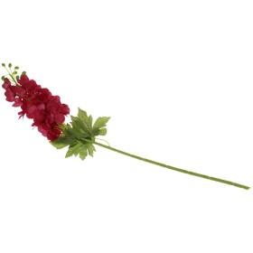 B Blesiya 造花 フラワーヘッド キンポウゲ 花 ブーケ ホーム ガーデン パーティー 結婚式 装飾 全8色 - ローズレッド