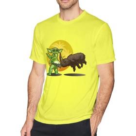 多色 Tシャツ Copertone、 Baby トップス メンズ クルーネック 半袖 スポーツシャツ Men's T-Shirt