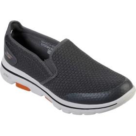 [スケッチャーズ] シューズ スリッポン・ローファー GOwalk 5 Apprize Slip-On Charcoal メンズ [並行輸入品]