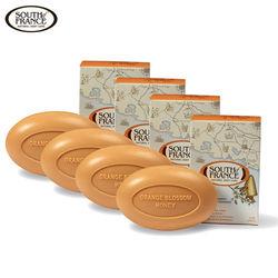 South of France 南法馬賽皂 橙花蜂蜜 170g(4入/組) - 一般、敏感肌膚適用