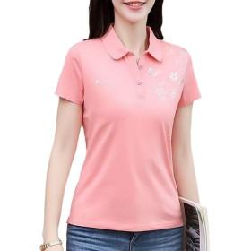 Heaven Days(ヘブンデイズ)ポロシャツ ゴルフシャツ Tシャツ 半袖 レディース 1805F0041