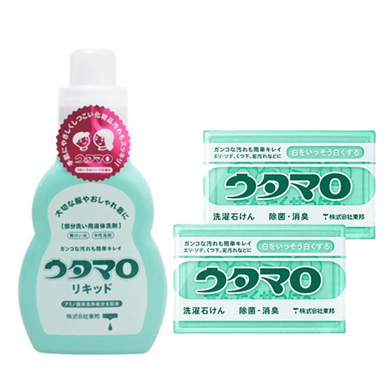 日本 東邦 - 魔法洗衣組-洗衣精400ml+洗衣皂*2