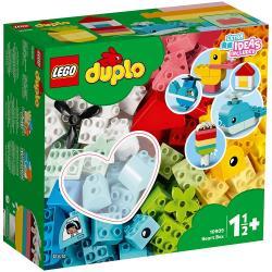 LEGO樂高積木 10909 Duplo 得寶系列 Heart Box
