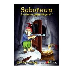 【新天鵝堡桌遊】Saboteur2 矮人礦坑2