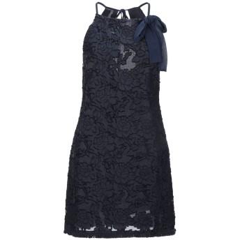 《セール開催中》YES ZEE by ESSENZA レディース ミニワンピース&ドレス ダークブルー XS レーヨン 66% / ナイロン 34%