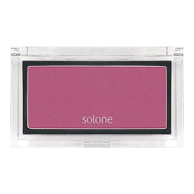 Solone蘋果肌紅潤腮紅07覆盆紫莓